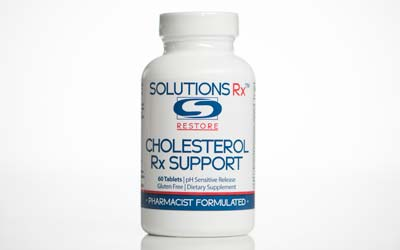 solutions rx cholesterol support