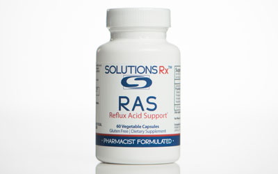 solutions rx reflux acid support