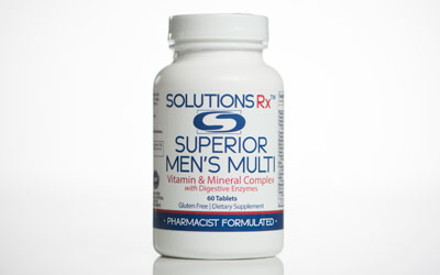 solutions rx superior mens multi