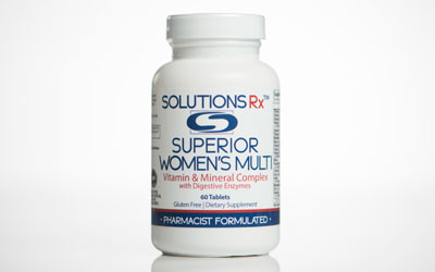 solutions rx superior womens multi
