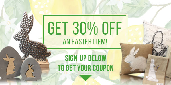 easter coupon